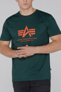 BASIC T-SHIRT – ALPHA 353 DARK PETROL