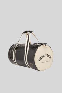 Bolsa de Deporta Clásico DUOCOLOR-Fred Perry-Black 1