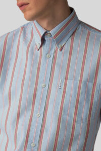 Brighton Stripe – Ben Sherman – Blue 1