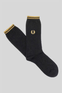 Calcetines Ribeteados Fred Perry