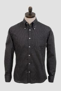 Camisa-Art-Gallery-Polka-Black