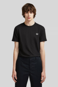 Camiseta M3519 – Fred Perry – Black