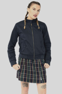 Cazadora Harrington WMN – Harrington FR Navy 1