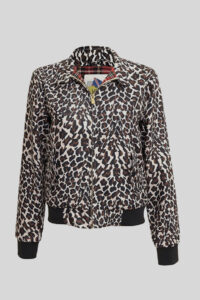 Cazadora Harrington WMN leopardo – Harrington FR