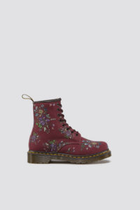 DR.MARTENS – 1460 CASTEL – CHERRY RED 1