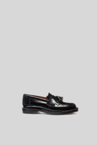 Hi-Shine Tassel Loafer – UK-LOOK – Black 1