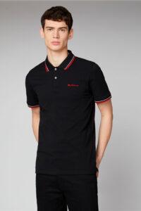 Organic Signature Polo Shirt_0059310_290_a