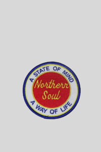 Parche Northern Soul- A Way of Life – UK-LOOK