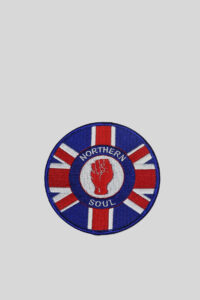 Parche Nothern Soul Bandera – UK-LOOK