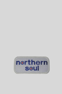 Parche Nothern Soul Rectangular – UK-LOOK