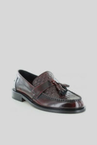 Quad Punch Loafer 1