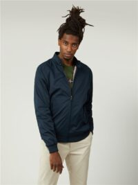 SIGNATURE HARRINGTON-0059148_Ben Sherman_Dark Navy_