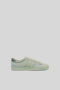 Zapatilla Spencer Mesh Leather – Fred Perry – Ecru 1