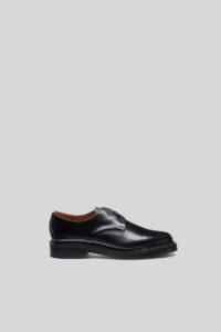 Zapato 4 eye gibson with plain vamp – UK-LOOK Black 1