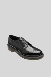 Zapato Brogue 624 Ikon Black 1