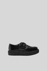 Zapato Creeper cuero – TUK – Black 1