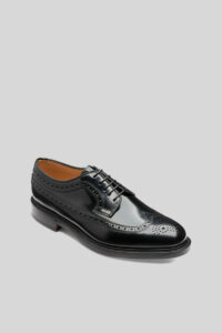 Zapato Royal Brogue Ikon Black 1